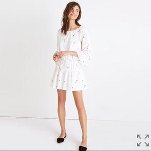 Madewell Tiered Dress